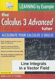 Line Integrals in a Vector Field