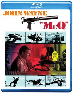 McQ , John Wayne