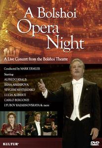 A Bolshoi Opera Night