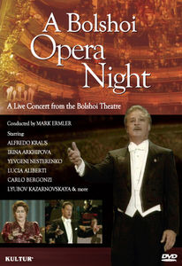 A Bolshoi Opera Night