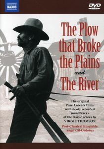 The Plow That Broke the Plains /  The River