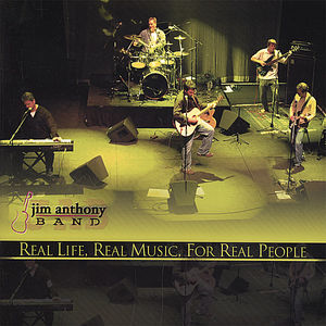 Jim Anthony Band Self-Titled