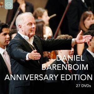The Daniel Barenboim Anniversary Edition