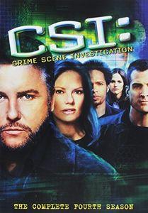 CSI: Crime Scene Investigation: The Complete Fourth Season
