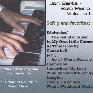 Solo Piano Volume I