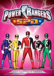 Power Rangers: S.P.D.: The Complete Series