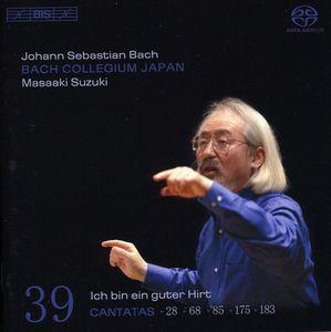 Complete Cantatas 39
