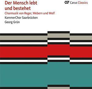 Der Mensch Lebt Und Bestehet. Choral Music