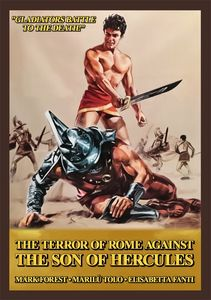 The Terror of Rome Against the Son of Hercules