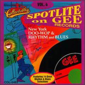 Spotlite On Gee Records, Vol.4