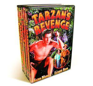 Tarzan's Revenge /  Tarzan Fearless /  Tarzan & the