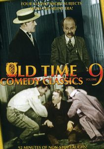 Old Time Comedy Classics: Volume 9