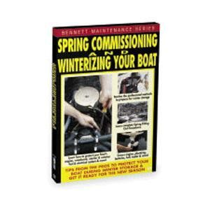 Spring Commissioning and Winterizing Your Boat