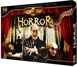 Ultimate Horror 50 Films