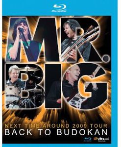 Mr. Big: Next Time Around 2009 Tour: Back to Budokan [Import]