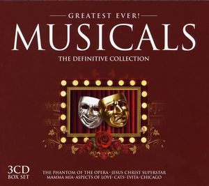 Greatest Ever Musicals /  O.C.R. [Import]