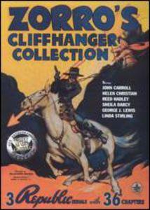 Zorro's Cliffhanger Collection