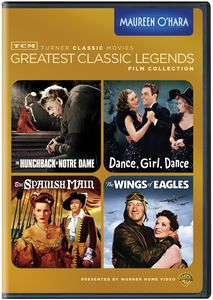 TCM Greatest Classic Legends Film Collection: Maureen O'Hara