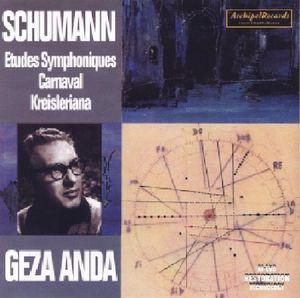 Etudes Symphoniques Op 13 Carnaval 9 Kreisleriana