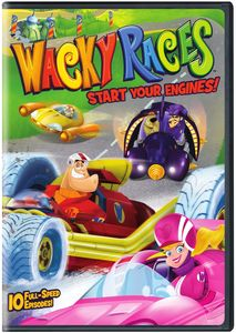 Wacky Races: Season 1 Volume 1