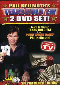 Phil Hellmuth's Texas Hold'em [Import]
