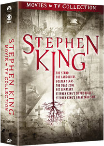 Stephen King: Movies & TV Collection