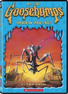 Goosebumps: Shocker on Shock Street