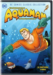 The Adventures of Aquaman: The Complete Collection (DC)