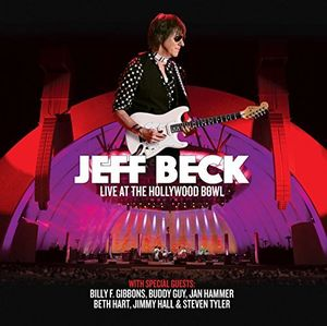 Live At The Hollywood Bowl , Jeff Beck