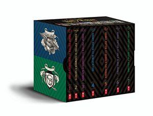HARRY POTTER BOXSET BOOKS 1-7 20TH