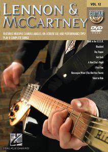 Guitar Play-Along: Lennon and Mccartney