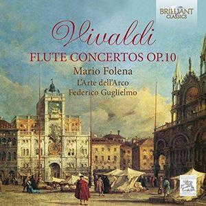 Flute Concertos Op. 10