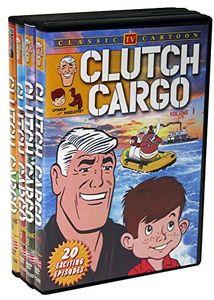 Clutch Cargo 1-4