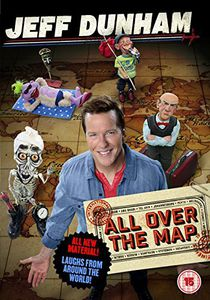 All Over the Map [Import]