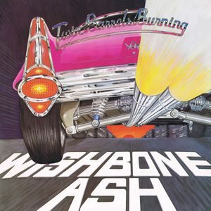 Twin Barrels Burning [Import] , Wishbone Ash