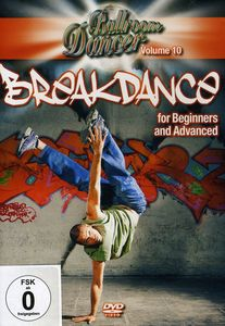 Ballroom Dancer-Breakdance
