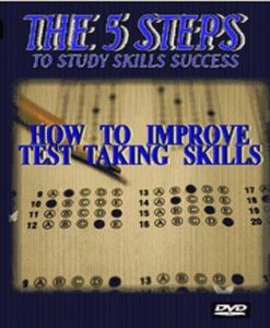 The 5 Steps - How to Improve Test Taking Skills