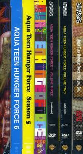 Aqua Teen Hunger Force: Volumes 1-7