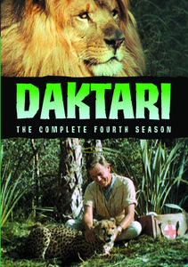 Daktari: The Complete Fourth Season