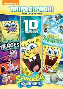 Spongebob Squarepants Triple