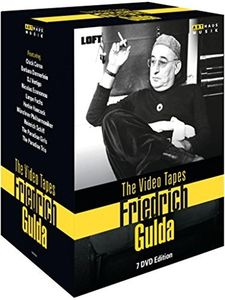 Video Tapes - Friedrich Gulda