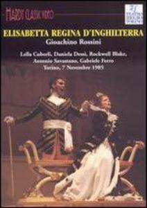 Elisabetta Regina D'inghilterra