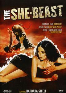 The She-Beast (aka Revenge of the Blood Beast)