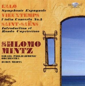 Symphony Espagnole