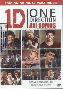 One Direction-Asi Somos [Import]