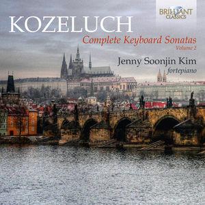 Kozeluch: Complete Keyboard Sonatas V2