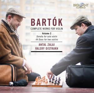 Complete Works for Violin 2