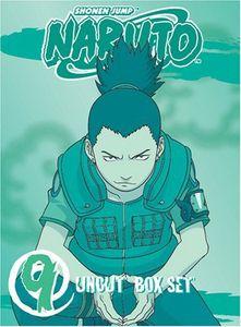 Naruto Uncut Box Set: Volume 9: Special Edition