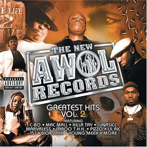 The New Awol Records: Greatest Hits, Vol. 2 [Explicit Content]