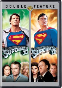 Superman III /  Superman IV